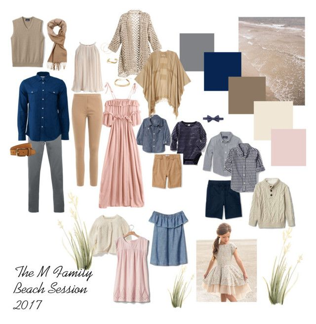 The M Family Beach Session 2017 by tonya-riggs on Polyvore featuring Chicwish, Chico's, Burberry, By Malene Birger, Rebecca Minkoff, Ermenegildo Zegna, Acne Studios, Armani Jeans, Lands' End and Bergè