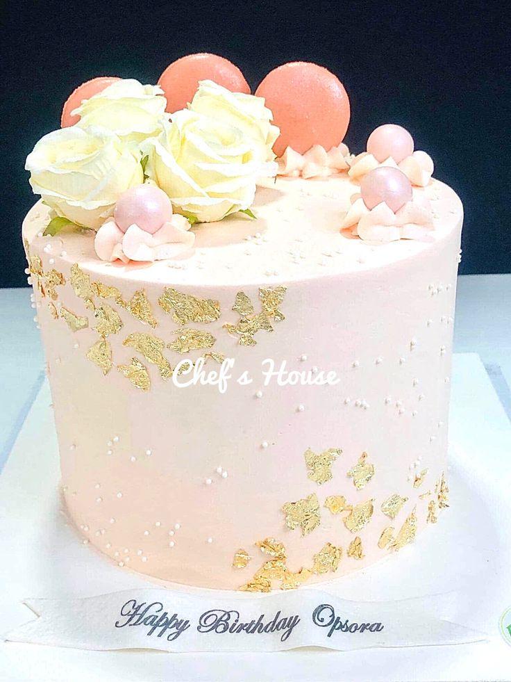 Mini Drip Cake - CakeCentral.com