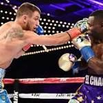 Vasyl Lomachenko stops Guillermo Rigondeaux who quits after six rounds http://ift.tt/2BXFBUu