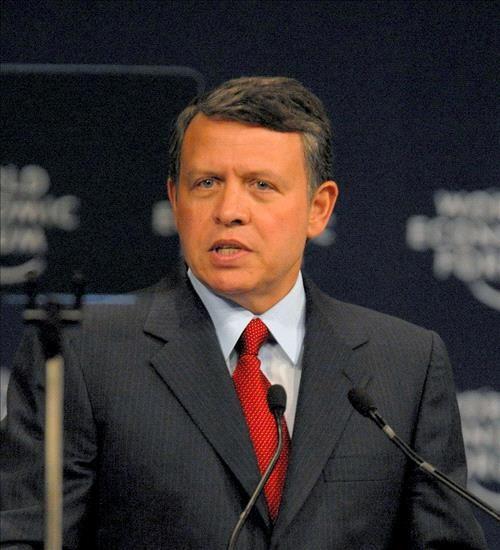 King discusses peace efforts, terrorism with representatives of Jewish organizations   Jordan News   Ammon News