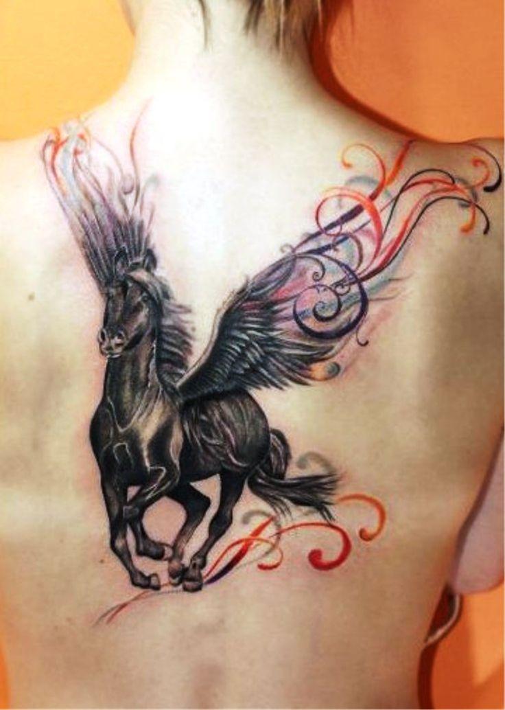 Pegasus Tattoo                                                                                                                                                                                 Mehr