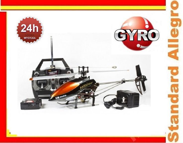 Oryginalny Helikopter 9100 Double Horse 50cm Film