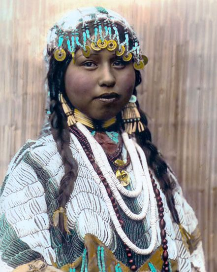 Wishham Bride, 1910  The Wishham were a part of the Confederated Tribes and Bands of the Yakama Nation, or simply Yakama Nation (formerly Yakima), is a Native American group with nearly 10,000 enrolled members, living in Washington. Their reservation, along the Yakima River, covers an area of approximately 1.2 million acres (5,260 km²). Today the nation is governed by the Yakama Tribal Council, which consists of representatives of 14 tribes and bands.