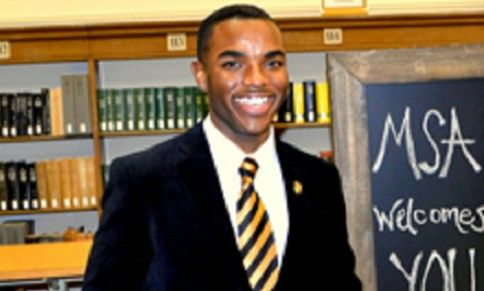 Mizzou student body president admits to spreading false rumor KKK was on campus