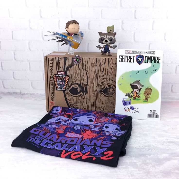Marvel Collector Corps April 2017 featured Guardian of the Galaxy items! Check out the review of this bi-monthly subscription from Marvel Comics and Funko!   Marvel Collector Corps April 2017 Subscription Box Review - Guardians of the Galaxy Vol. 2! →  https://hellosubscription.com/2017/04/marvel-collector-corps-april-2017-subscription-box-review-guardians-galaxy-vol-2/ #MarvelCollectorCorps  #subscriptionbox