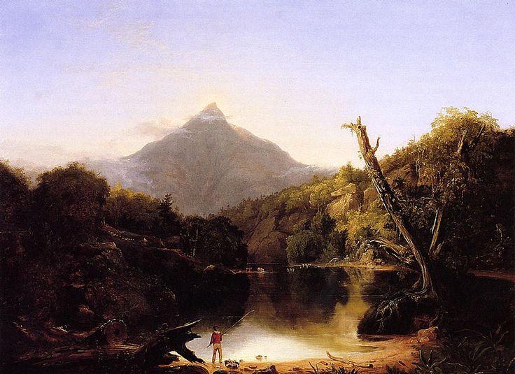 Mount Chocorua, New Hampshire    Artist: Thomas Cole