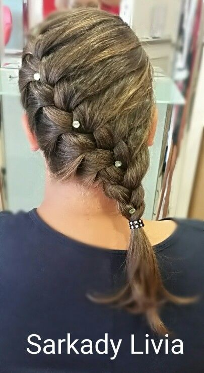 Hajfonàs #braid #beautyhairstyle #SarkadyLívia