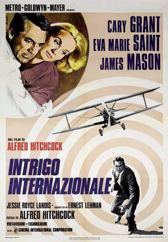 INTRIGO INTERNAZIONALE di Alfred Hitchcock | Multisala Pio X
