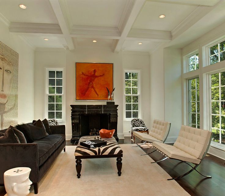 Ottoman Style Living Room: Pin By Draya Williams On LIVING ROOMS