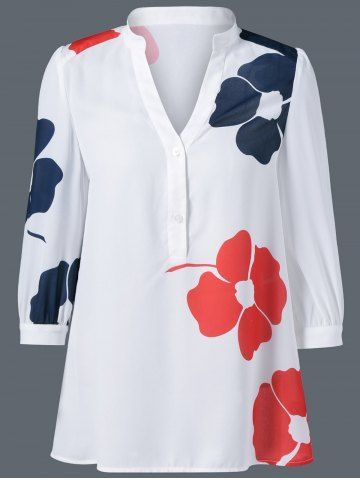 GET $50 NOW | Join RoseGal: Get YOUR $50 NOW!http://www.rosegal.com/blouses/floral-blouse-691524.html?seid=5854162rg691524