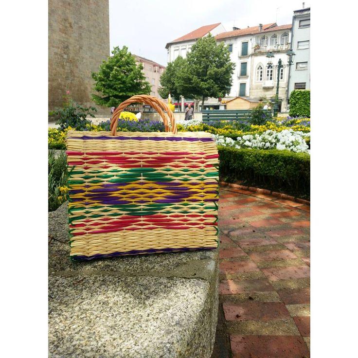 "15 Gostos, 2 Comentários - lapetitesardine (@shop_lapetitesardine) no Instagram: """"Maria La Portuguesa"" available to promise !!!! #portuguese #handmade #basket Find more baskets in…"""