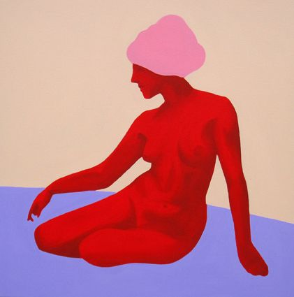 Red woman 4