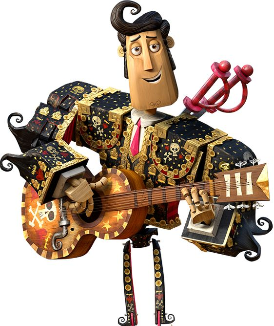 the book of life manolo character - Google Search