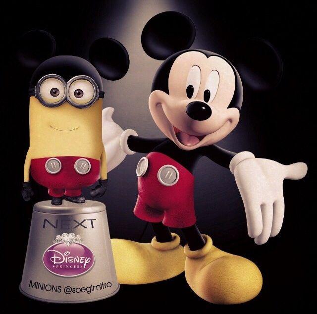 Disney Minions ~ Mickey!
