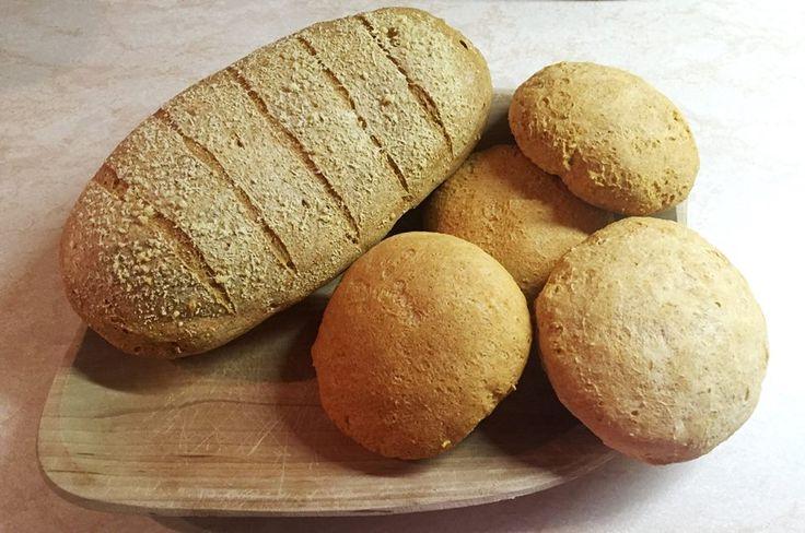 Ch csökkentett zsemle kenyér