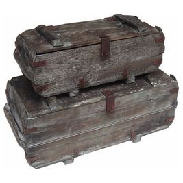 Rustic Decorative Trunks by Cheungs