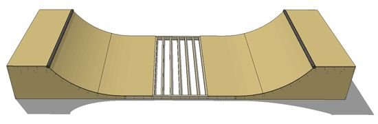 plywood layout.. modify sheets based on pallet dimensions if necessary