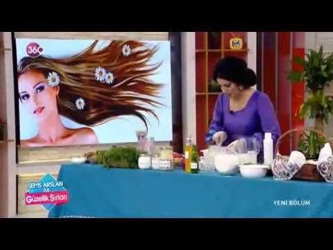 Şems Arslan ile Güzellik Sırları 14 02 2017 - YouTube