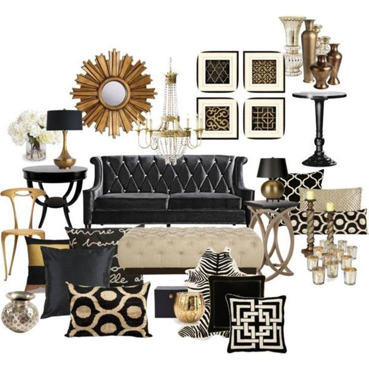 Best 25+ Black And Gold Living Room Ideas On Pinterest | Black White Rooms, Black  Gold Bedroom And Black And Gold Curtains