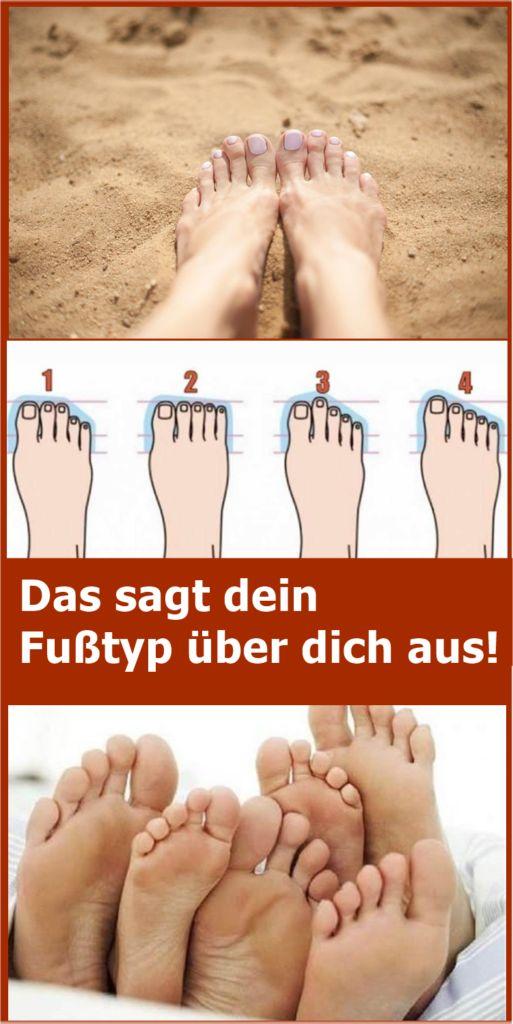 Das sagt dein Fußtyp über dich aus! | njuskam!