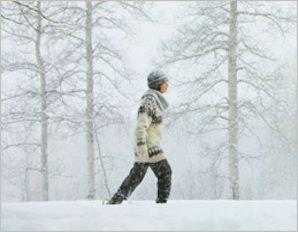 Winterize Your Walking Program