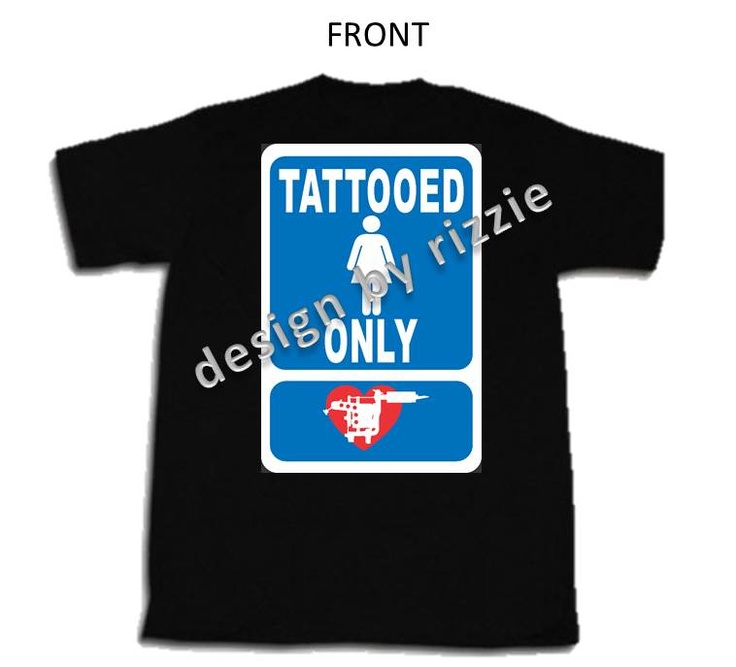 we support tattoo artists. we partner with them to put their designs on apparel. - UnPaved Clothing Co