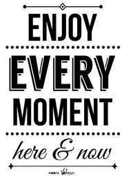 Zainspiruj się! Typograficzne plakaty motywacyjne do pobrania. |