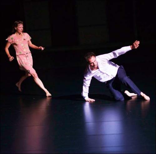 Anne Teresa De Keersmaeker | Verklärte Nacht (La Nuit Transfigurée). Festival de Marseille | Marseille 8e. Ballet National de Marseille (BNM)