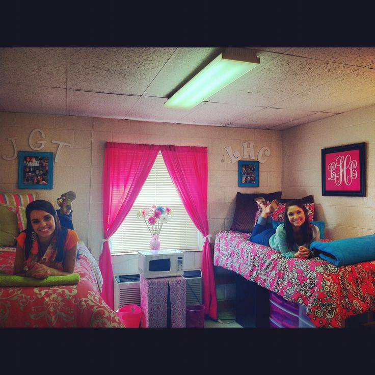 Cute dorm room college time pinterest Creative dorm room ideas