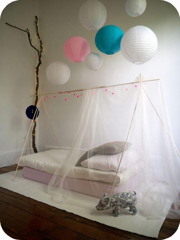 Kid Room-Rosalie room - La Maison de Loulou