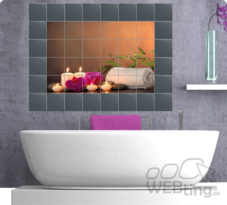 26 best Badezimmer images on Pinterest - badezimmer aufkleber