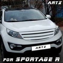 [ARTX] KIA New Sportage R - Luxury Generation Radiator Tuning Grille (Body Color/Black Matte/Carbon Black)