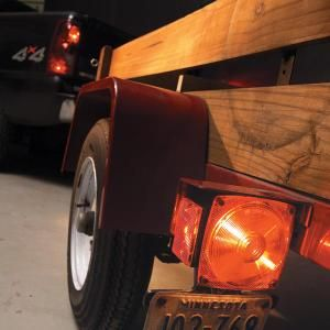 Be a safe driver. We show you how to diagnose and fix trailer lights that are dim or don't work. Most fixes are quick and easy.