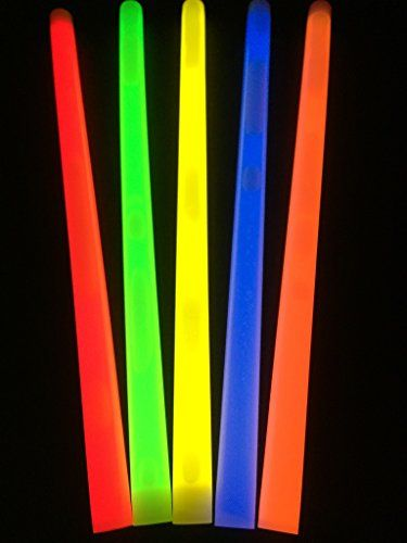 """Glow Sticks Bulk Wholesale, 10 12"""" 15mm Dia. Industrial Grade Light Sticks, Assorted Bright Colors, Glow 14 Hrs, Safety Glow Stick 3yrs Shelf Life, Ideal for Camping & Emergency, Glow With Us Brand. For product & price info go to:  https://all4hiking.com/products/glow-sticks-bulk-wholesale-10-12-15mm-dia-industrial-grade-light-sticks-assorted-bright-colors-glow-14-hrs-safety-glow-stick-3yrs-shelf-life-ideal-for-camping-emergency-glow-with/"""