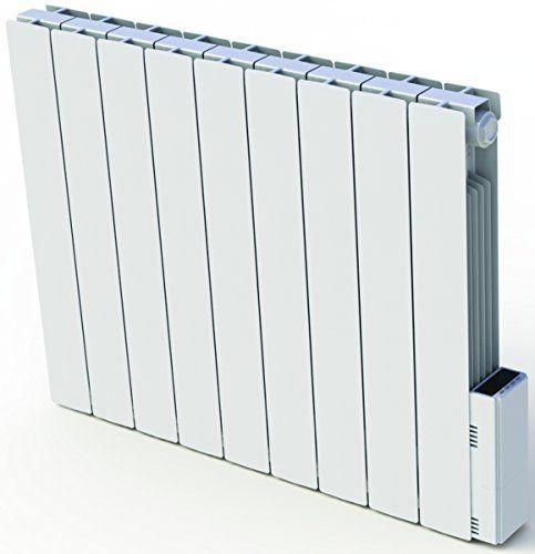 Heliom DIO080925 Radiateur fluide thermostat LCD zinia 1500 W: Price:125Radiateur a inertie fluide – 1500W – Coloris blanc – Corps de…