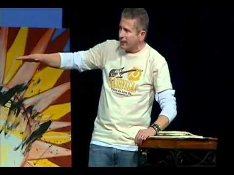 History 3 -Little Me, Big God, Huge Life (Louie Giglio)