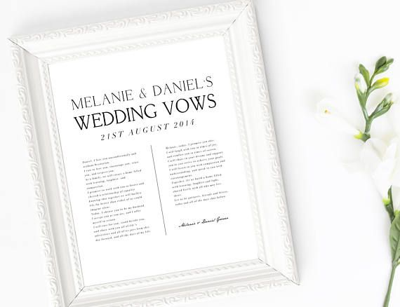 Wedding Vows Gift: 25+ Best Ideas About Wedding Vows For Her On Pinterest