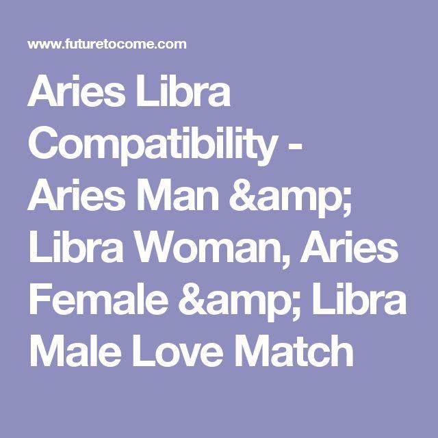 Aries Libra Compatibility - Aries Man & Libra Woman, Aries Female & Libra Male Love Match