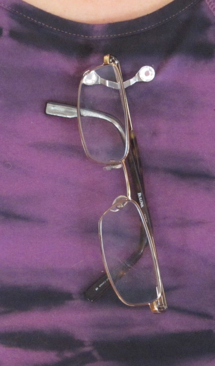 9 best images about magnetic eyeglass holders on Pinterest ...
