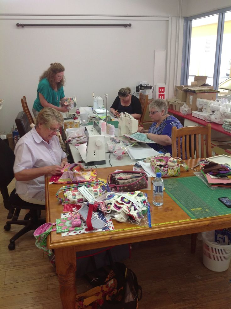 Sew Together Bag classes at Kim Bradley Creations