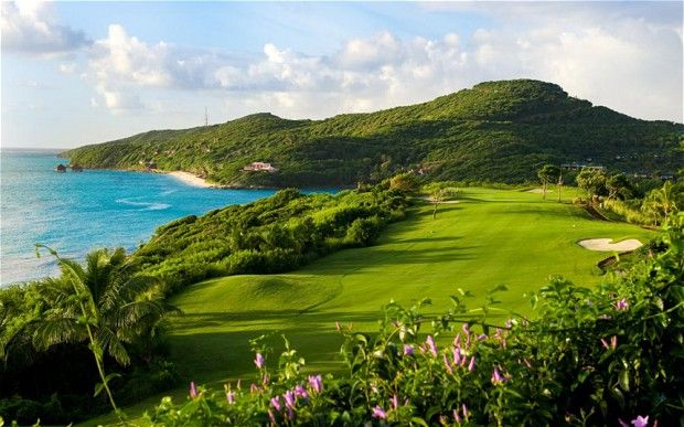 The best golf courses in the Caribbean