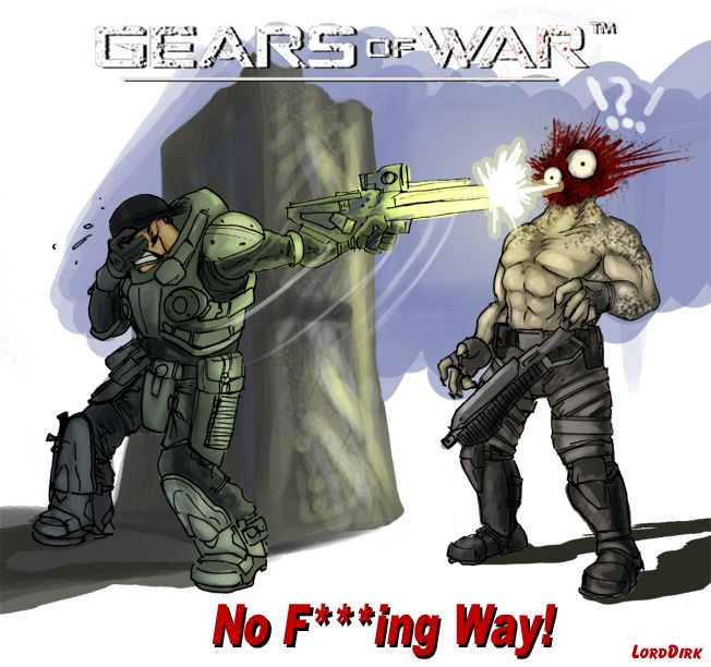 gears of war funny - photo #16