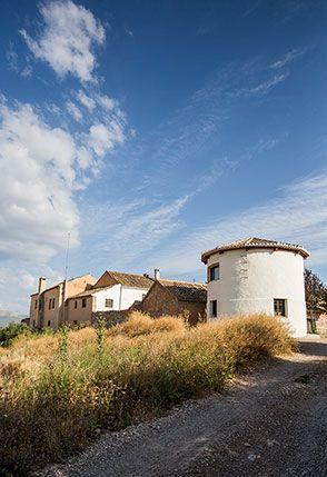 Exteriors – Cortijo del Marqués · A unique rural hotel in Granada, Andalusia