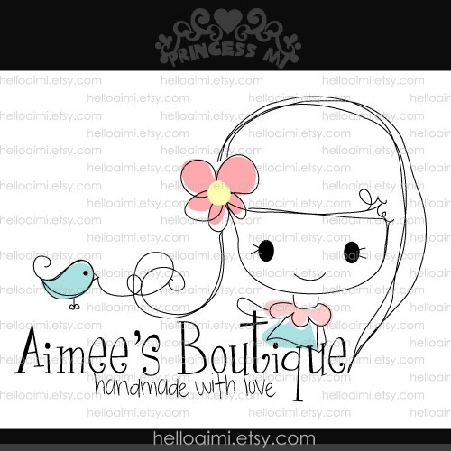 Thought this was a cute logo for my shop