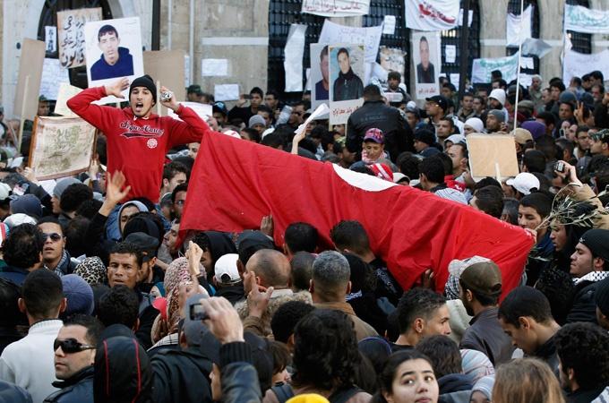 Euro-American misperceptions of the Tunisian Revolution