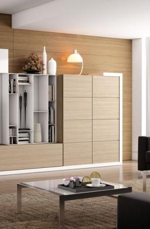 Coleccion de mobiliario modular Omega