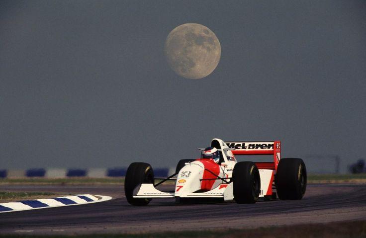 Mika Hakkinen (Great Britain 1994) by F1-history on DeviantArt