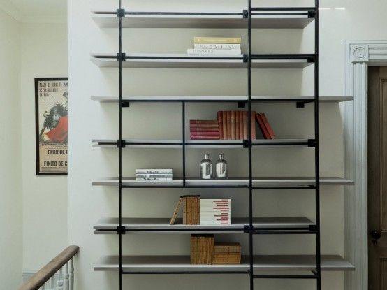 80 Desain Rak Buku Minimalis Unik | Desainrumahnya.com