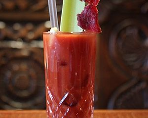 Beef Jerky Bloody's are the best kind of bloody's