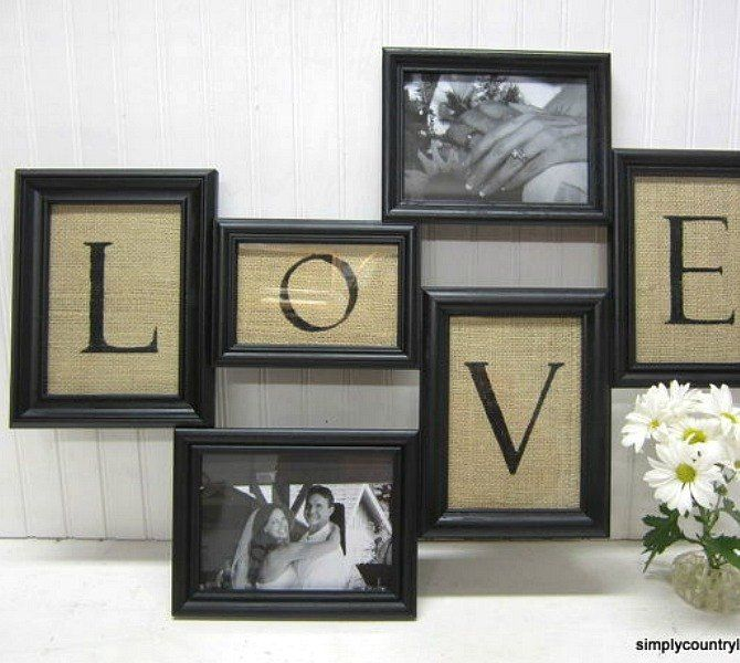 Best 25 Diy Picture Frames Collage Ideas On Pinterest Collages For Pictures Dorm And Photo Walls